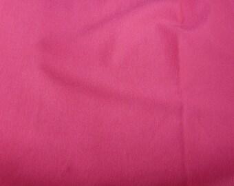 Fabric - Viscose elastane jersey fabric - hot pink