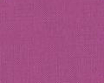 Fabric - Robert Kaufman- Kona solids - Plum - cotton