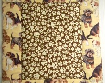 Pet Blanket, Dog Blanket, Crate Pad, Blanket, Carrier Pad