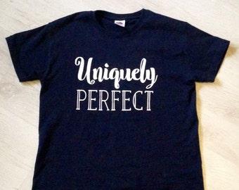 Uniquely Perfect Children's T-shirt
