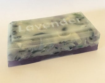 Lavender Chamomile Soap