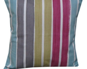 "Designer Prestigious Fabric Albi 16"" Cushion Cover"