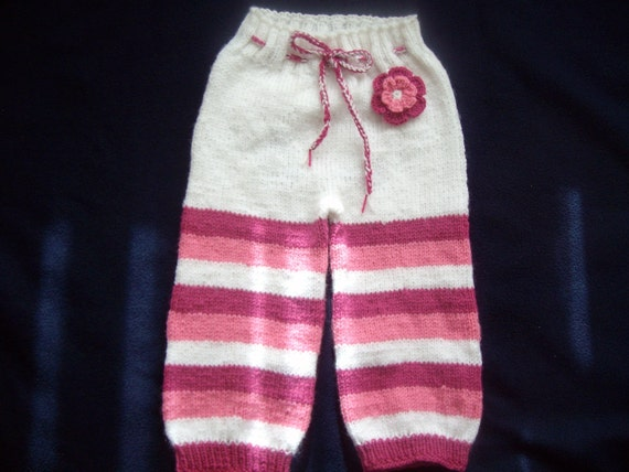 MADE to ORDER Hello Kitty Pants Knit Hello Kitty Pants