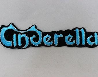 Cinderella Hair Metal Band Patch LARGE