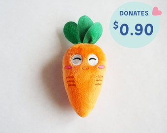 Happy Carrot Pet Toy