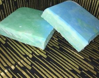 Hand made all natural moisturizing bar soap