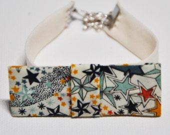 Bracelet Liberty starry bow
