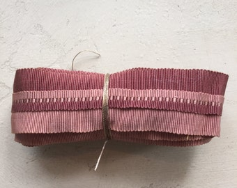 DUSTY ROSE RIBBON