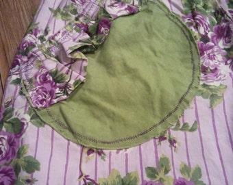 Women's handmade pants with pockets / Lagenlook pants / purple pants /fairy pants /Boho pants