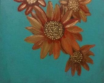 Sale! Sunflowers painting