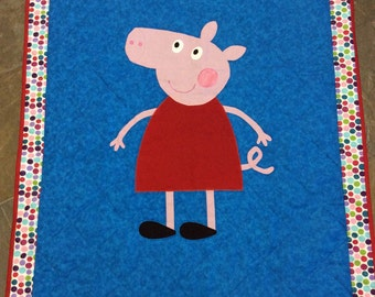 Little Piggy Quilt