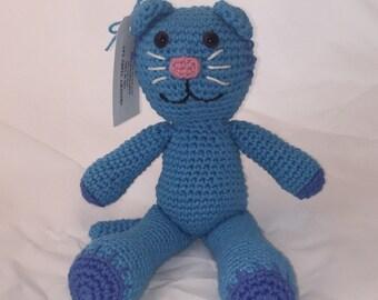 Tigey Handmade Crochet Cat