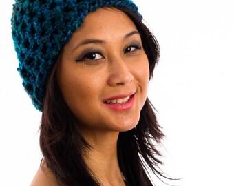 Teal Warm Hat