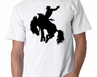 Ride 'em Cowboy T-Shirt - hrs (25)