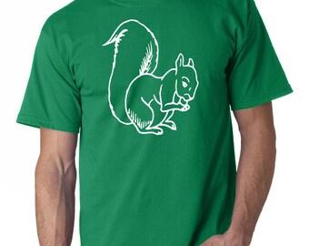 Squirrel T-Shirt - ani (591)