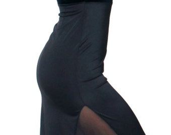 Naima Black Tango Dress