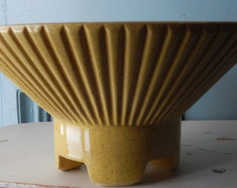 Fabulous UPCO Vintage Large Ceramic Bowl!