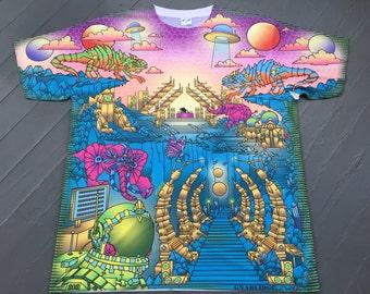Large - V2 - Science Fiction Shirt!