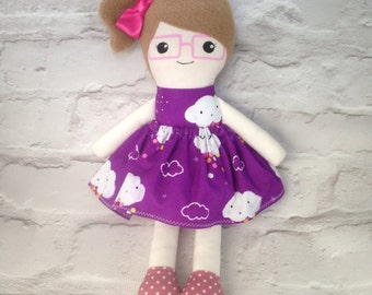 Children's dolly~rag doll~cloth dolls~ce marked ~ doll ~ best friends ~ forever friends ~ kids pretend play toy
