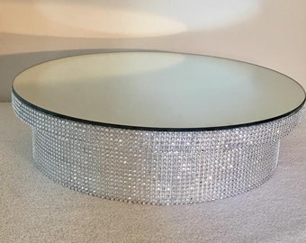 Bling Cake Stand Etsy