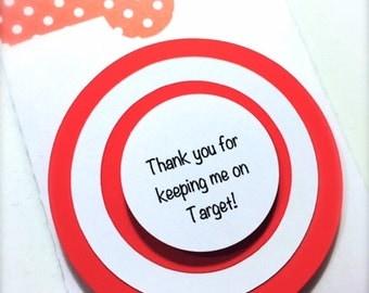 On Target, Gift Card Holder