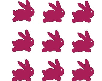 Bunny Decals ~ Sheets   ~