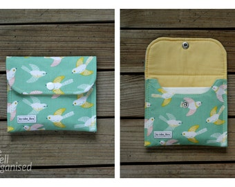 MTO Sanitary pads holder - Birds