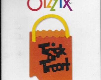 Sizzix TRICK or TREAT BAG Sizzlits Die