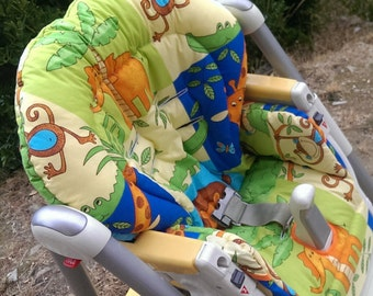 Peg perego high chair replacement cover in 100% cotton