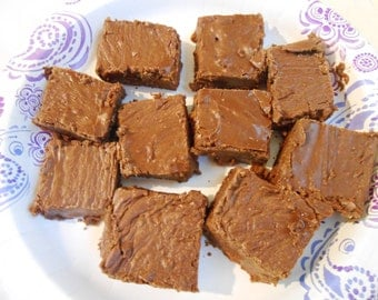 2 pound Creamy Chocolate Peanut butter fudge melts in your mouth