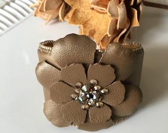 Flower Bracelet by MARC619