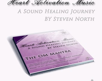 The Om Mantra - Crystalline Music with Binary Frequency CD