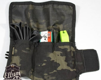 Bicycle Saddle Tool Roll