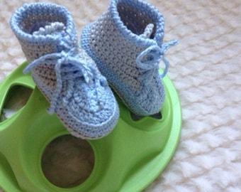 Baby boy converse sneakers