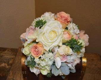 Bridal Bouquet, Brides Bouquet, Wedding Bouquet, Wedding Flowers, Wedding Decor, Brides Bouquets,  Peony Bouquet, Garden Bouquet