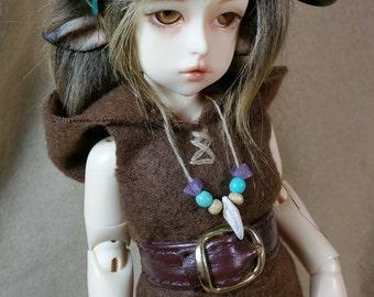 BJD SALE! Custom styled Impldoll Giden, faun fantasy BJD