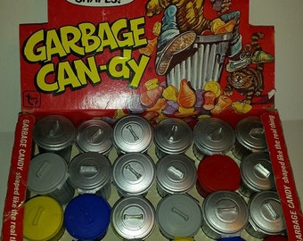 1979 Garbage Candy Store Display by Topps