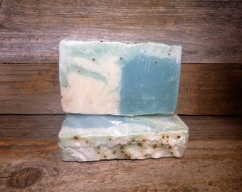 Artisan style Homemade Soaps - Full Bars Organic & Natural Great Unique Designs