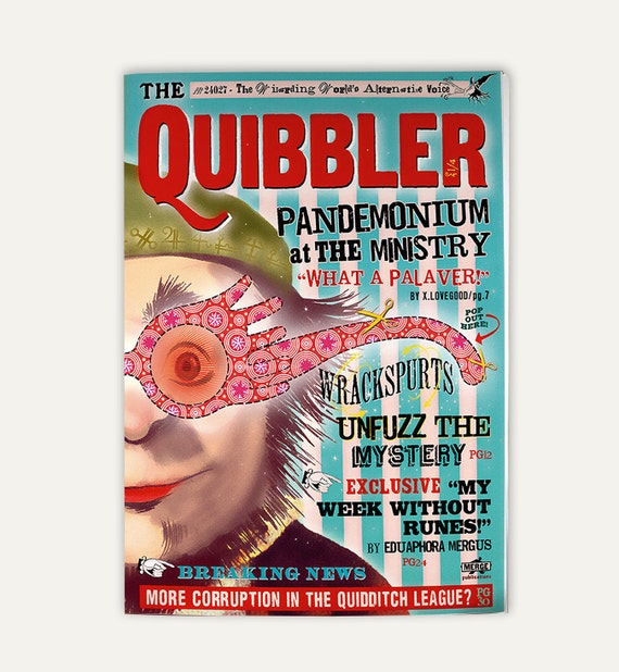 Gorgeous image inside printable quibbler
