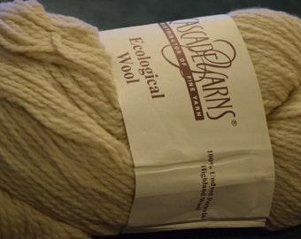 Cascade Yarns Ecoloical Wool (#8014 Vanilla)