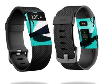 Skin Decal Wrap for Fitbit Blaze, Charge, Charge HR, Surge Watch cover sticker Graffiti Tagz