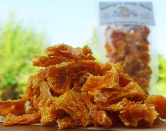 Dried Orange Pieces 200g by Sunny's Fruit Farm