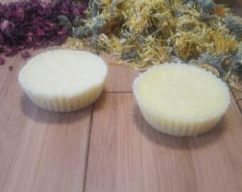 Lotion Bar Cupcakes