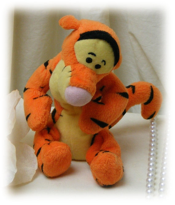 TIGGER . . A Disney Collectible . . 50% OFF . . new price below
