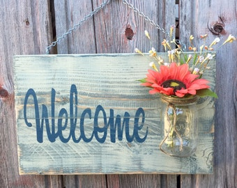 "Shop ""welcome sign"" in Home Décor"