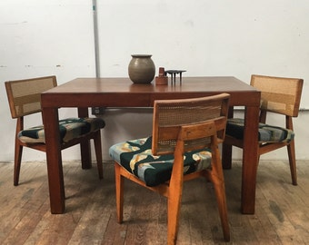 Stunning early George Nelson for Herman Miller dining table