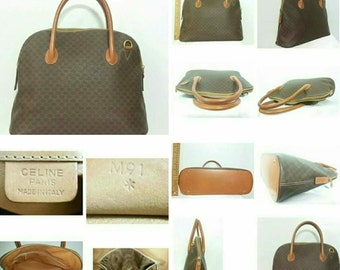 celine trio bag for sale - celine bag �C Etsy