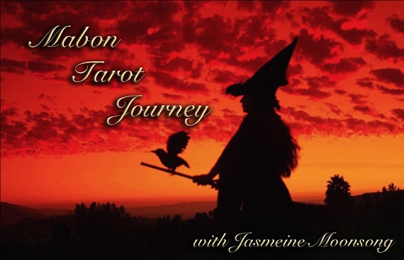 Mabon Tarot Journey Limited Edition Reading
