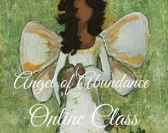 Angel of Abundance Online Class