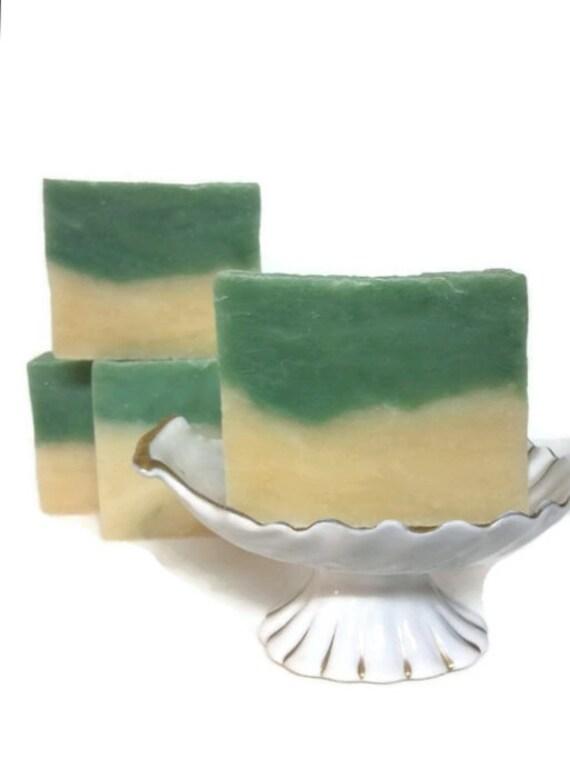 Cucumber Melon Soap,Cucumber Melon,Fresh Scent,Shea Butter Soap, Refreshing Scent,Cucumber Scent,Melon Scent,Shea Butter Soap,Aloe Vera Soap
